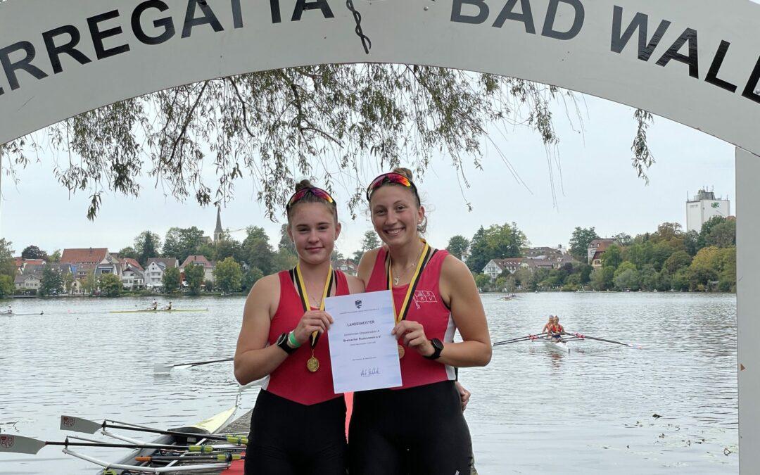Breisach holt bei der Baden-Württembergischen Landesmeisterschaft Gold